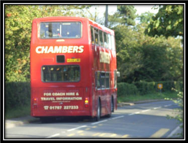Local bus services review