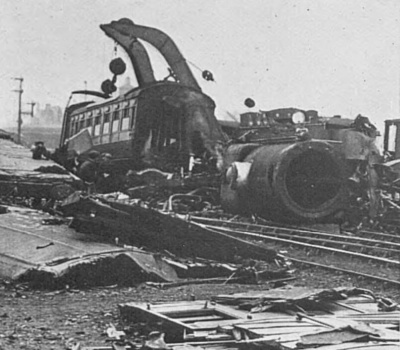 Wreck of the Cromer Express