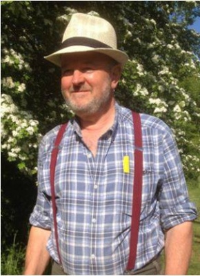 Neil Catchpole who will talk on songs & tales from the countryside