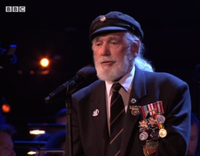Jim Radford reflects on D-Day on day 75